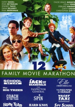 Family Movie Marathon: 12 Film Collection (DVD)