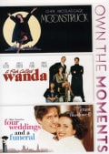 A Wedding And A Funeral/A Fish Called Wanda/Moonstruck (DVD)