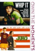 Whip It/Juno (DVD)