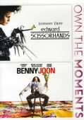 Edward Scissorhands/Benny And Joon (DVD)