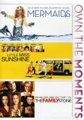 Little Miss Sunshine/The Family Stone/Mermaids (DVD)