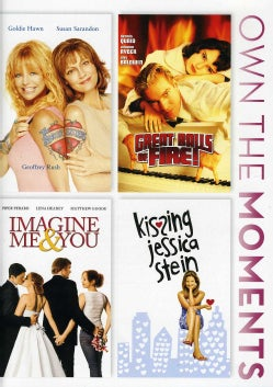 The Banger Sisters/Great Balls Of Fire/Imagine Me & You/Kissing Jessica Stein (DVD)