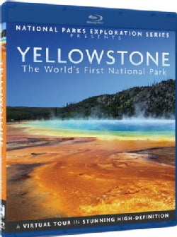 National Parks Exploration Series: Yellowstone - The World's First National Park (Blu-ray Disc)
