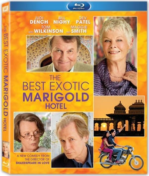The Best Exotic Marigold Hotel (Blu-ray Disc)