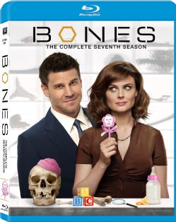 Bones: Season 7 (Blu-ray Disc)