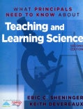 What Principals Need to Know About Teaching and Learning Science (Paperback)