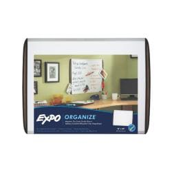 Expo Magnetic Dry Erase Board with Cork Strips (18 x 24)