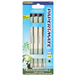 Paper Mate Earth Write Retractable Medium Point 4 Ballpoint Pens