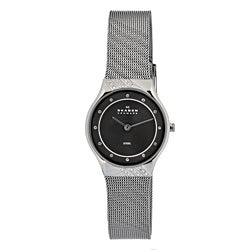 Skagen Women's Stainless Steel Mesh Element Watch