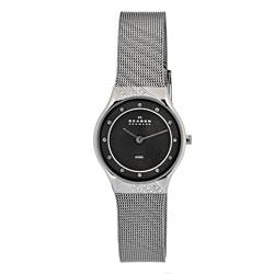 Skagen Women's Stainless Steel Mesh Element Watch