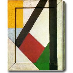 Theo van Doesburg 'Composition' Museum-Quality Abstract Oil-on-Canvas Art