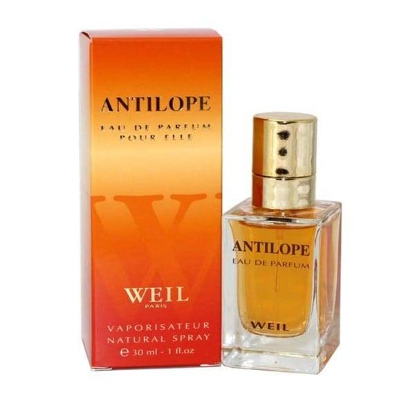 Weil Paris 'Antilope' Women's 1-ounce Eau de Parfum Spray
