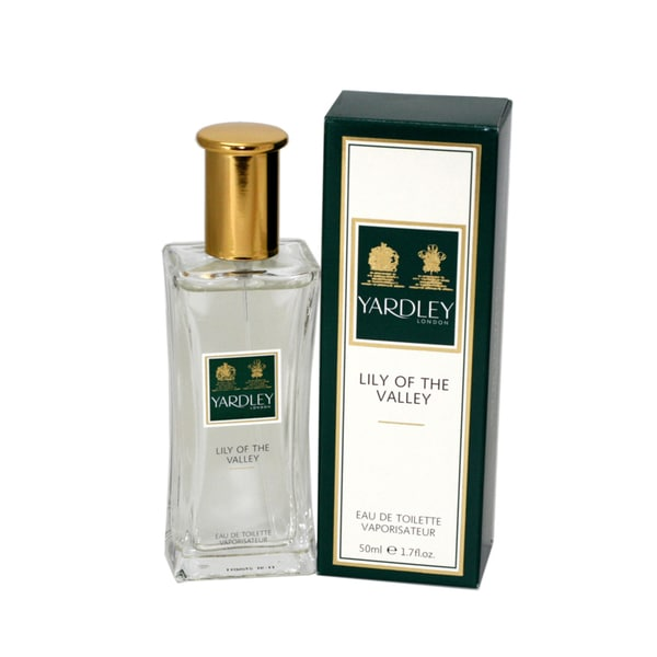 Yardley Of London 'Lily Of The Valley' Women's 1.7-ounce Eau de Toilette Spray