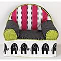 Cotton Tale Hottsie Dottsie Baby's First Cloth-covered Foam Chair