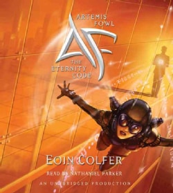 Artemis Fowl: the Eternity Code (CD-Audio)