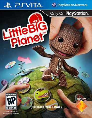 PS Vita - Little Big Planet