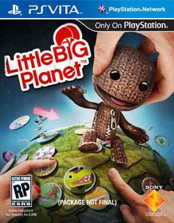 PS Vita - Little Big Planet