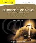 Business Law Today: The Essentials: Diverse, Ethical, Online, and Global Environment (Paperback)