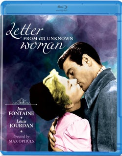 Letter from an Unknown Woman (Blu-ray Disc)