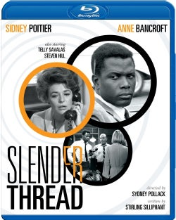 The Slender Thread (Blu-ray Disc)