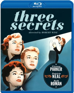 Three Secrets (Blu-ray Disc)
