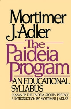 Paideia Program (Paperback)