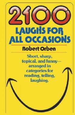 2100 Laughs for All Occasions (Paperback)