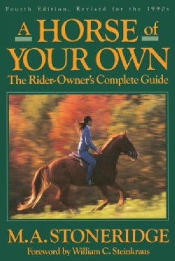 A Horse of Your Own (Paperback)