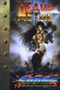 Heavy Metal: F.A.K.K. 2: The Authorized Novel (Paperback)