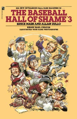 The Baseball Hall of Shame 3 (Paperback)