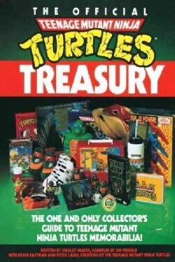 The Official Teenage Mutant Ninja Turtles Treasury (Paperback)