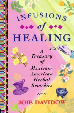Infusions of Healing: A Treasury of Mexican-American Herbal Medicine (Paperback)