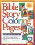 Bible Story Coloring Pages (Paperback)