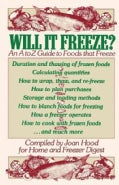 Will It Freeze? an A to Z Guide to Foods That Freeze (Paperback)