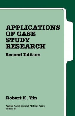 Applications of Case Study Research (Hardcover)