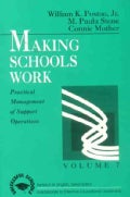 Making Schools Work: Practical Management of Support Operations (Paperback)