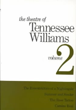 Theatre of Tennessee Williams (Hardcover)