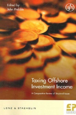Taxing Offshore Investment Income (Paperback)
