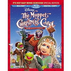 The Muppets Christmas Carol (20th Anniversary Edition) (Blu-ray Disc)