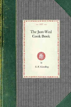 The Just-Wed Cook Book (Paperback)