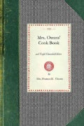 Mrs. Owens' Cook Book (Paperback)