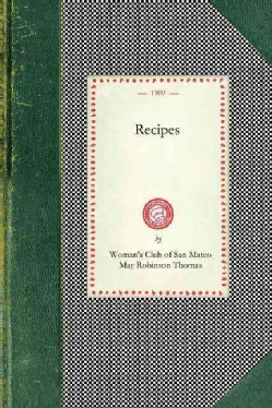 Recipes (Paperback)
