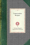 Conservation Recipes (Paperback)