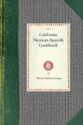 California Mexican-Spanish Cookbook (Paperback)