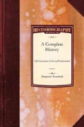 A Complete History of Connecticut, Civil and Ecclesiastical (Paperback)