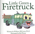 Little Green Firetruck (Paperback)