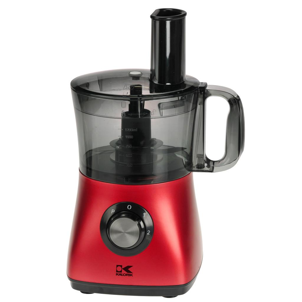 Overstock.com Kalorik HA 33143 R Red Food Processor at Sears.com