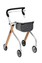 Let's Go Indoor Lightweight Walker Rollator