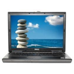 Dell Latitude D630 Core 2 Duo 2Ghz 2GB 80GB DVD/ CDRW WIFI Laptop (Refurbished)