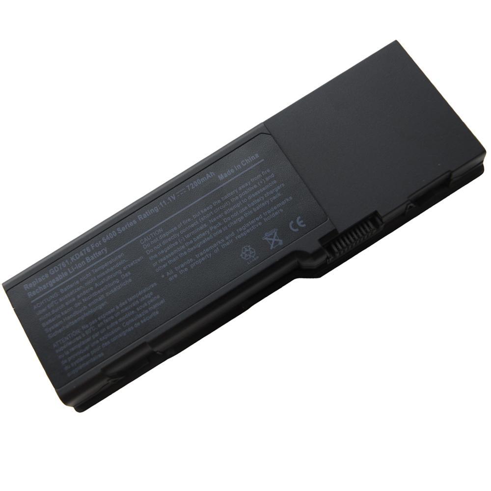Fuji Depot Dell Inspiron 6400 Laptop Battery